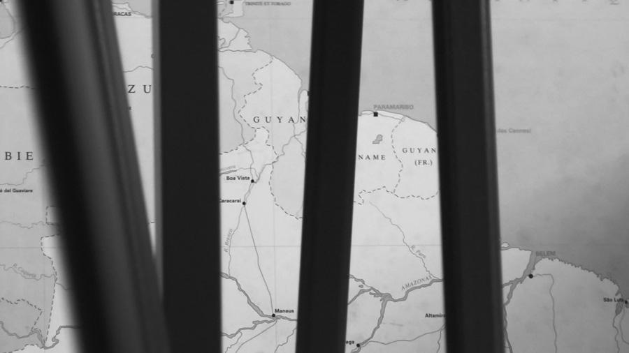 Capture vidéo, Motipeyi, Appunti #8, Internationalisme, 4 min, entretien entre Fabien Canavy et P.M.