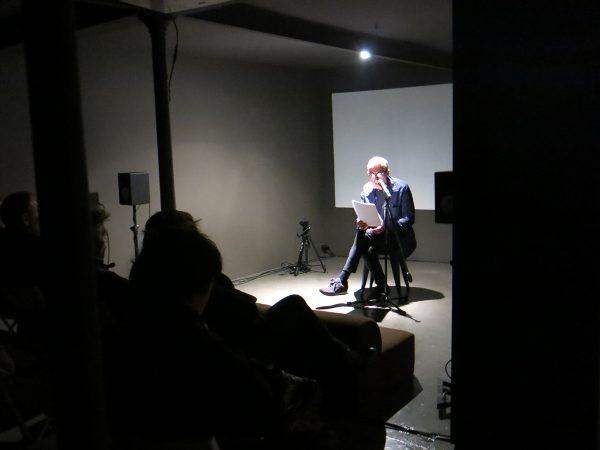 """Jeudi 7 octobre : Emmanuel Adely, """"Éléments pour les années 00""""."""