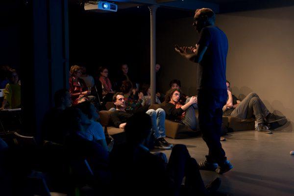 """Relectures 17 s'ouvre à Limeni, avec le premier """"Oralieu"""" d'Alexis Fichet."""