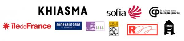 bloc logos partenaires bande